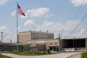 Crossville Inc. operates its headquarters and manufacturing facilities at 349 Sweeney Drive.