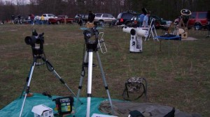 "Fall Creek Falls will host its 12th annual ""Tennessee Spring Star Party"" May 6-8."