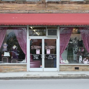 The Boutique exterior