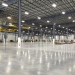 State officials toured Ficosa's new 270,000 square foot facility in Cookeville in April. Photo/Jay Albrecht