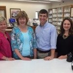 Smith County Drug Center is owned by, from left, Jan Trainham, Cozette Manus, Jay Wilmore and Lisa Harville.