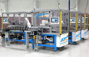 Cookeville's ATC Automation makes the machines that make products used in every day life.