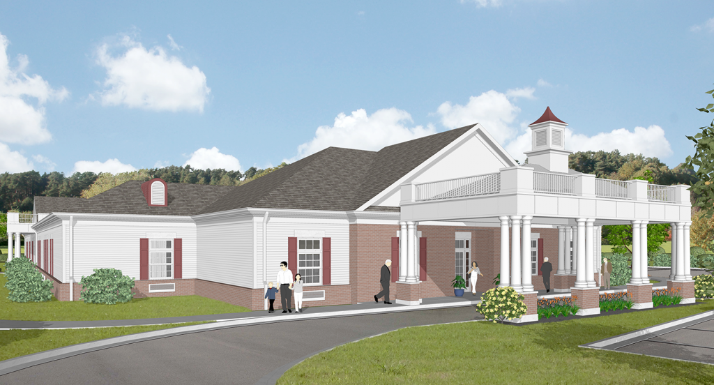 Construction of Bailey Manor is set for a spring completion.