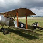 WWI-era aircraft will take to the skies Saturday.