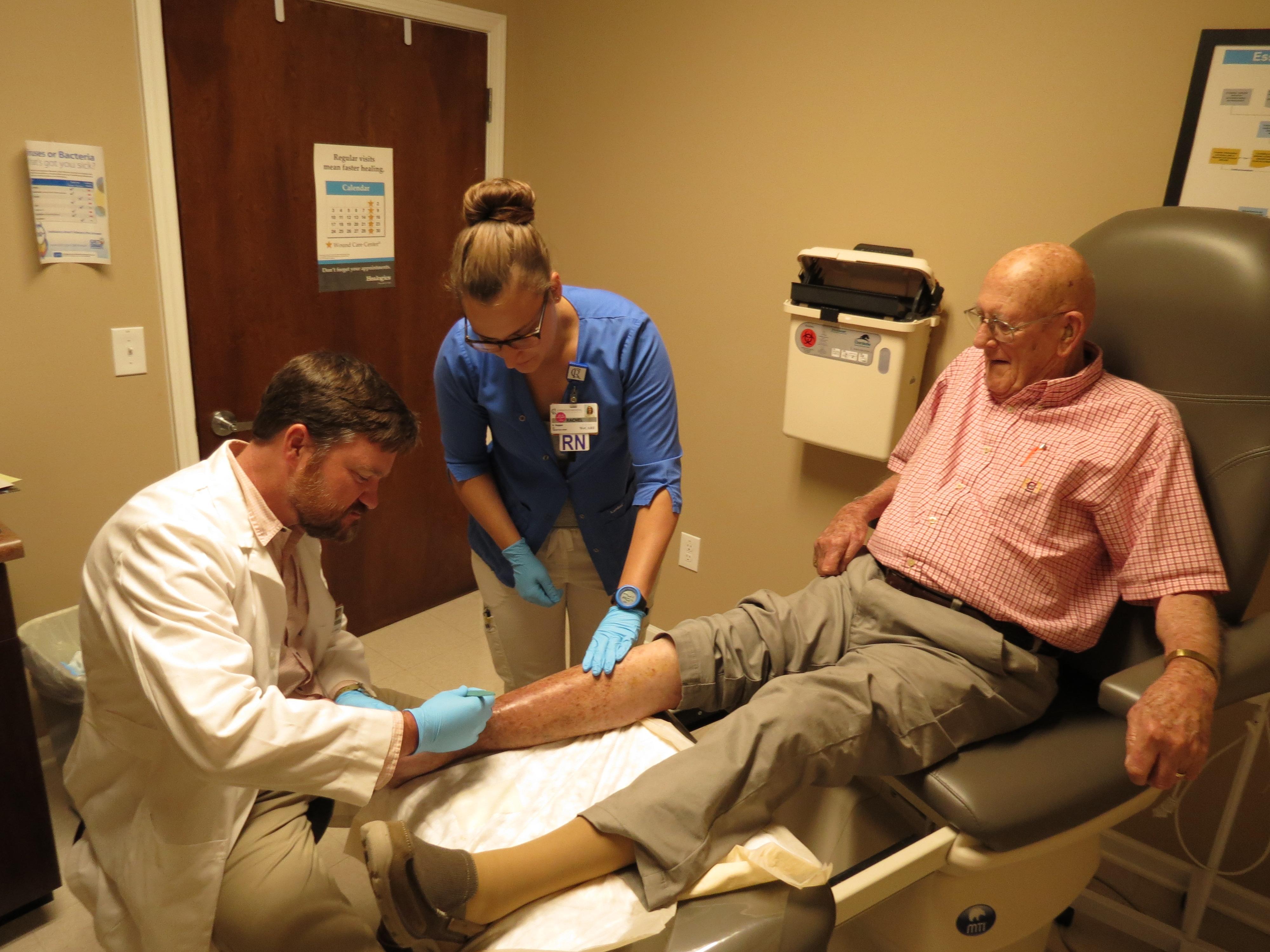Advanced Wound Care Center Provides Healing Help Ucbj Upper
