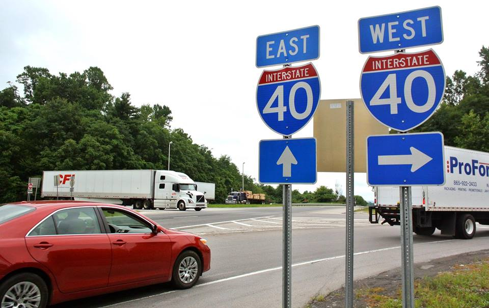 I-40, Hwy 111 traffic signals coming soon | UCBJ - Upper Cumberland
