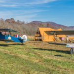 WWI era biplanes_credit Tennessee Photographs