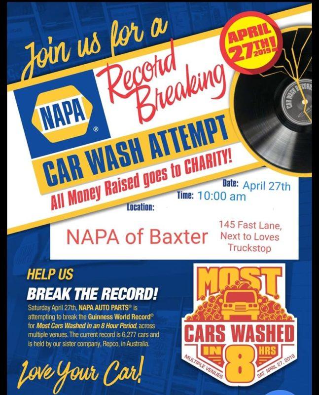 Baxter Napa grand opening April 27 | UCBJ - Upper Cumberland