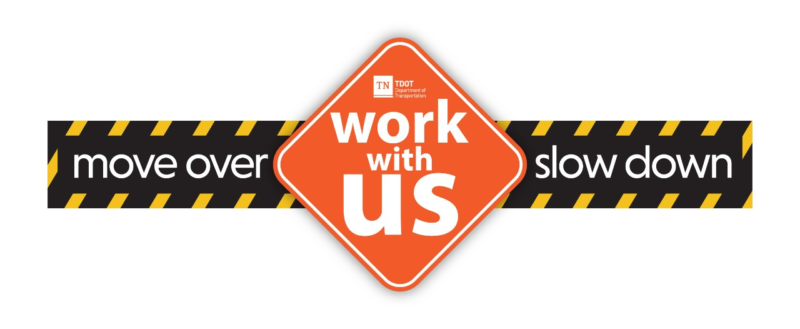 Work with Us with slogan no shadow